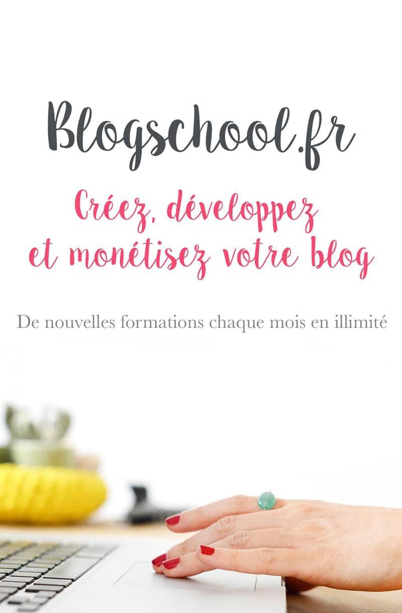 Blogschool : créez, développez et monétisez votre blog!