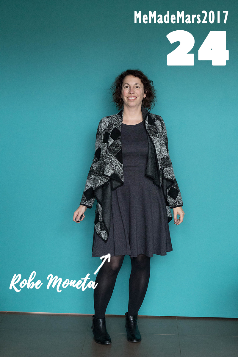 Me Made Month de Mars 2017, jour 24 : robe Moneta de Colette Patterns