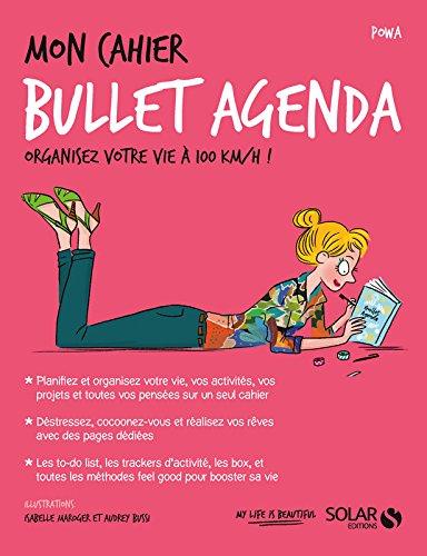Mon cahier Bullet Agenda - PoWa