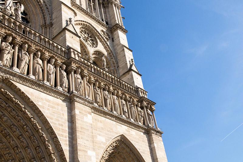 La cathédrale Notre-Dame de Paris - Avrilsurunfil