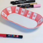 DIY : décore ta porcelaine au posca