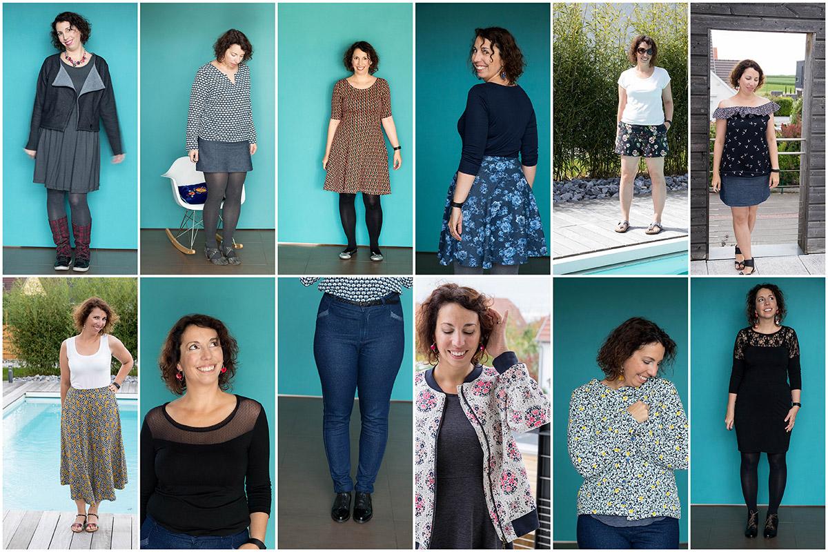 12 mois, 12 pièces pour le défi je couds ma garde-robe capsule 2017 - Avril sur un fil