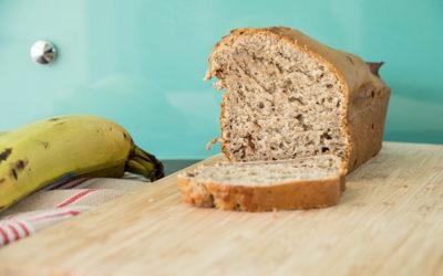 Banana bread / cake à la banane au thermomix