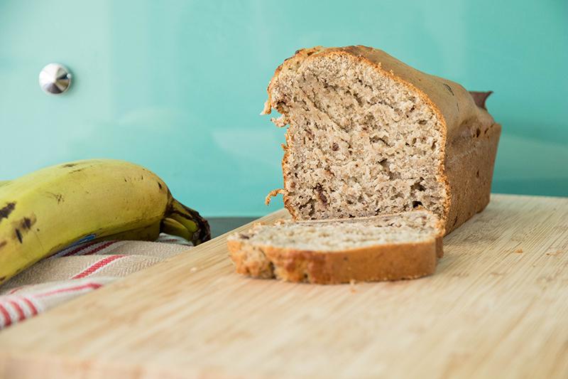 Recette du banana bread au thermomix, facile, rapide et gourmande - Avril sur un fil