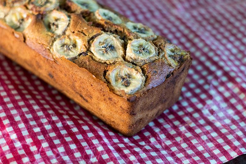 Banana bread au thermomix - Avril sur un fil