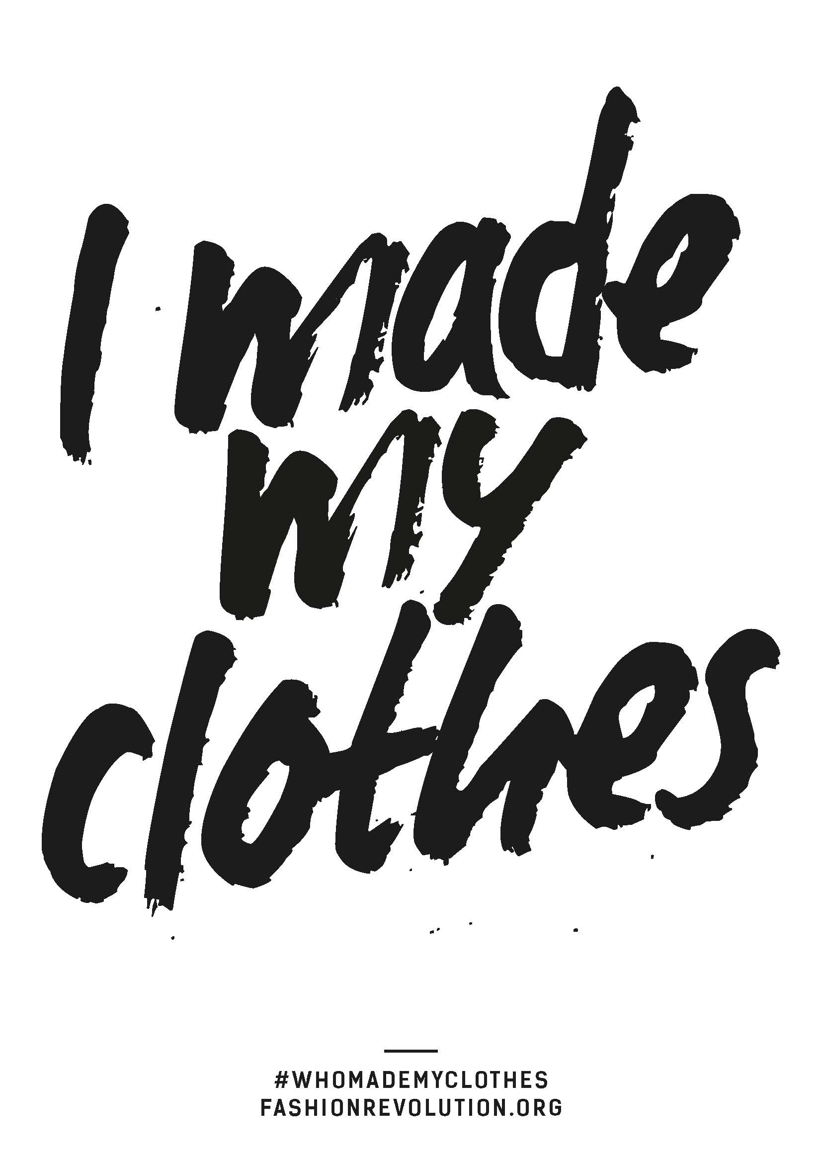 Fashion révolution et couture responsable - Avril sur un fil