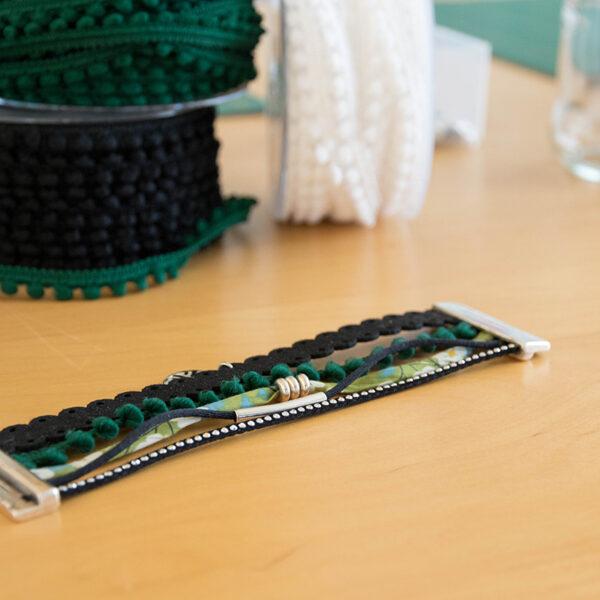 Atelier créatif DIY bijoux : F fabrique ton bracelet multirang - Wiwersheim, Alsace - 1h30