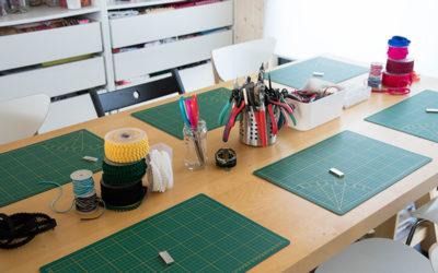 Des ateliers créatifs Couture et DIY à Wiwersheim (Strasbourg)