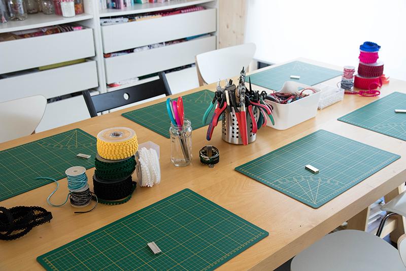Ateliers créatifs Avril sur un fil, à 15 minutes de Strasbourg