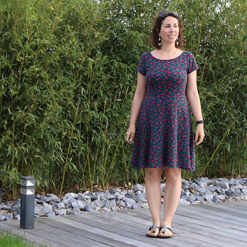 Me Made May 2018 - Jour 22 : Robe Moneta de Colette Patterns - Avril sur un fil