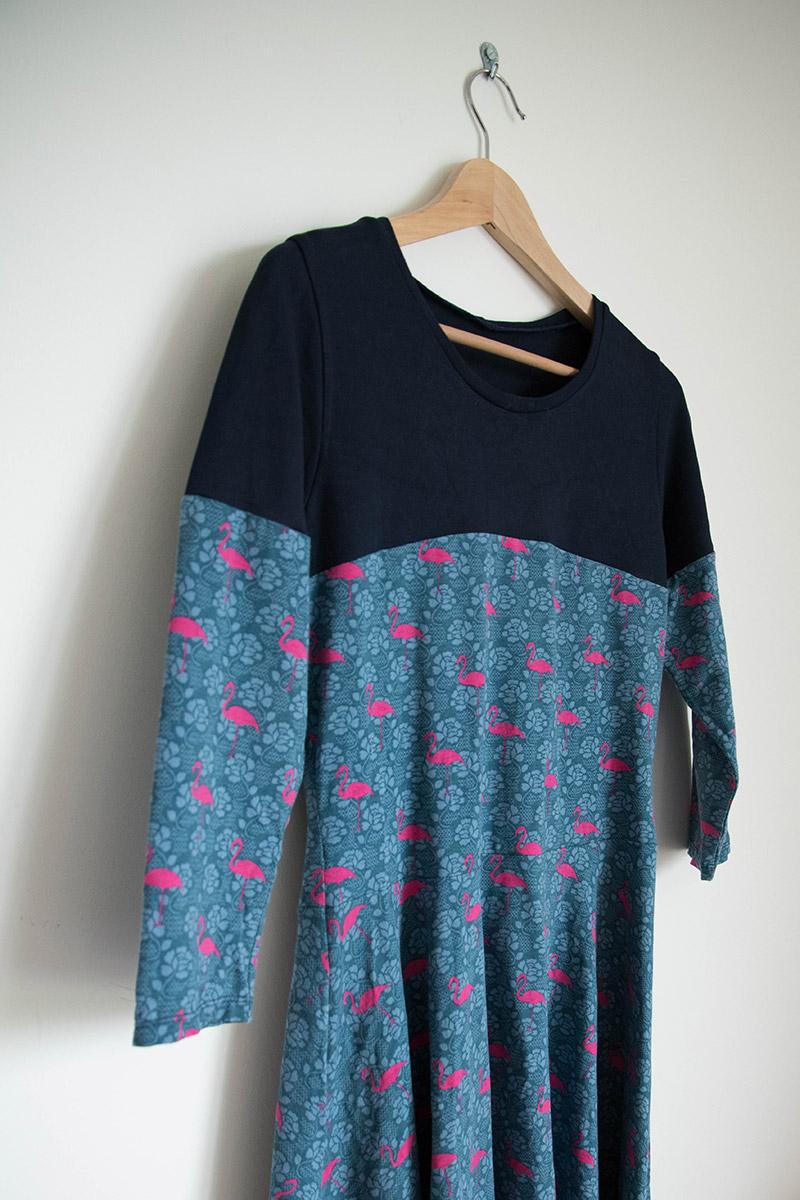 Couture : Robe givre zéphyr - Avril sur un fil