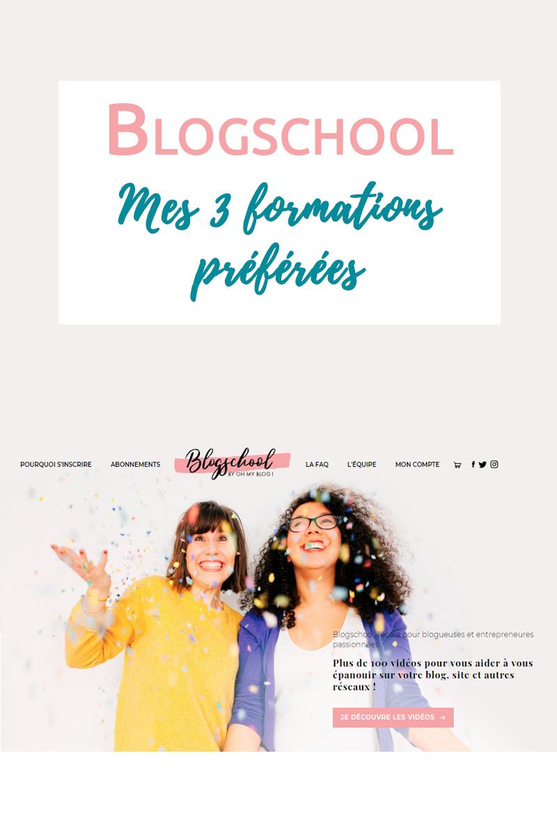 Mes 3 formations préférées sur la blogschool - Avril sur un fil