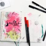 Juillet 2018 dans mon Bullet Journal