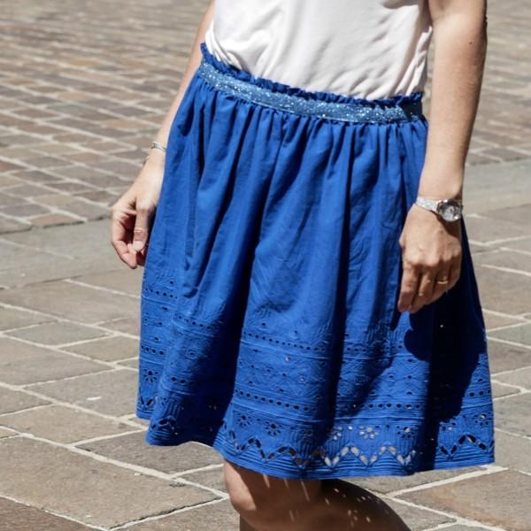PAtrons gratuits à coudre pour ta garde-robe d'été : MAdemoiselle Daisy de PM patterns