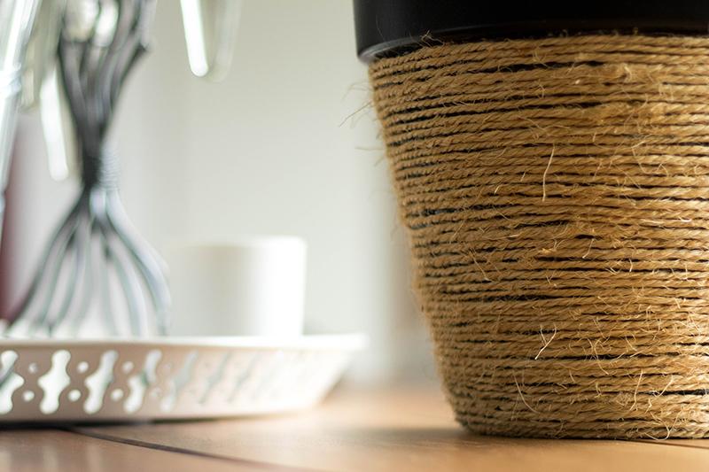 {DIY} : Un cache pot pour mon cactus