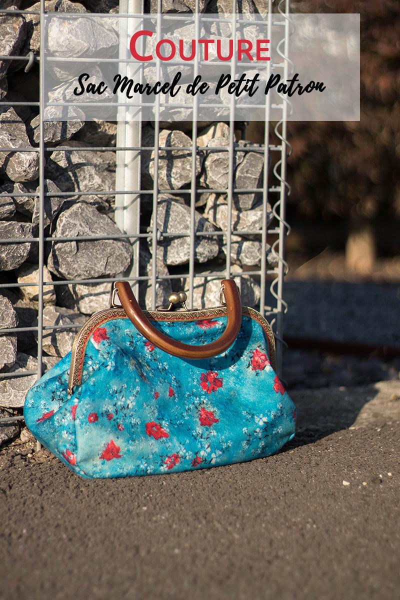 Couture : le sac Marcel de Petit Patron - Avril sur un fil