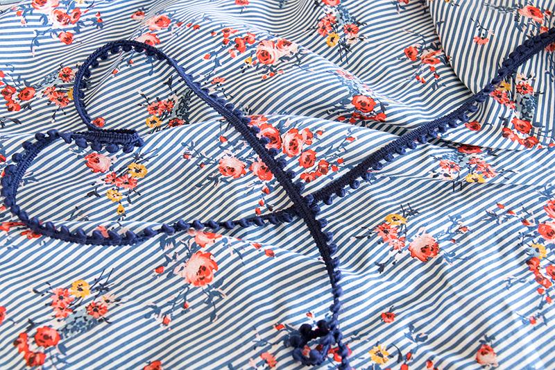 Garde-robe capsule cousue main - Avril sur un fil