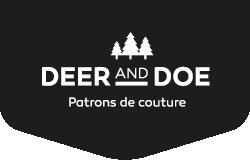 Logo Deer and Doe