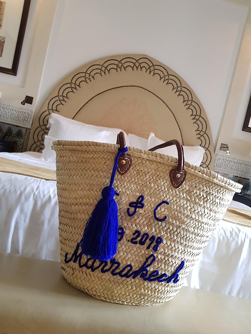 Un mariage à marrakech - Avril sur un fil