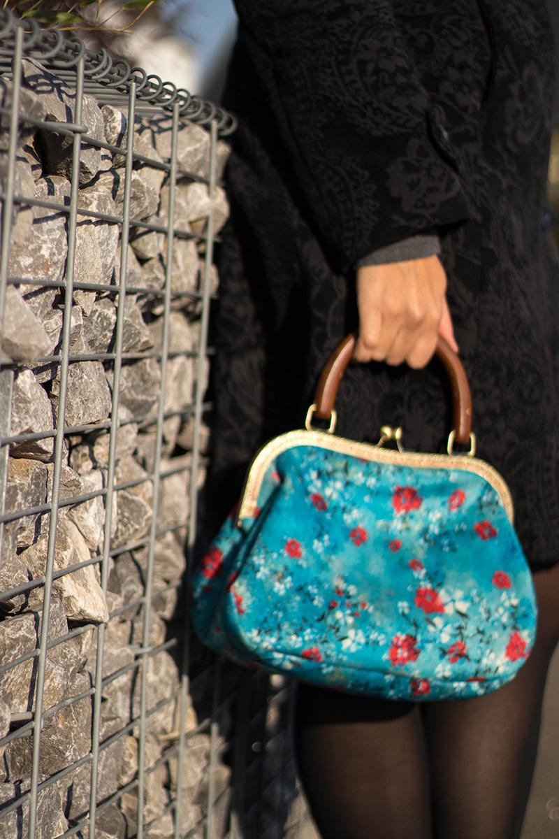 Couture : Sac vintage Marcel de Petit Patron - Avril sur un fil