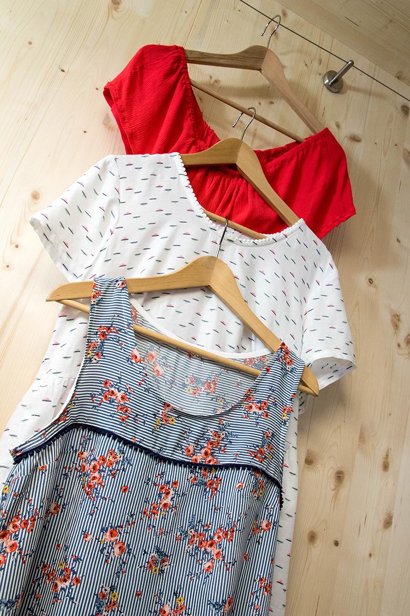 Les vêtements de ma garde-robe cousue main - Avril sur un fil