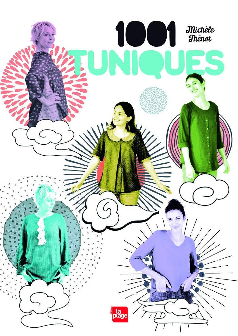 1001 tuniques de Michèle Thénot