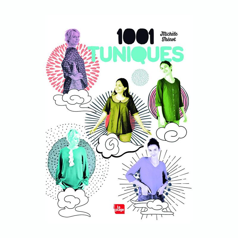 Idée cadeau pour les couturières : le livre 1001 tuniques