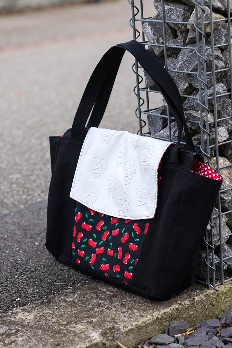 Couture : le sac Emile de Petit Patron - Avril sur un fil