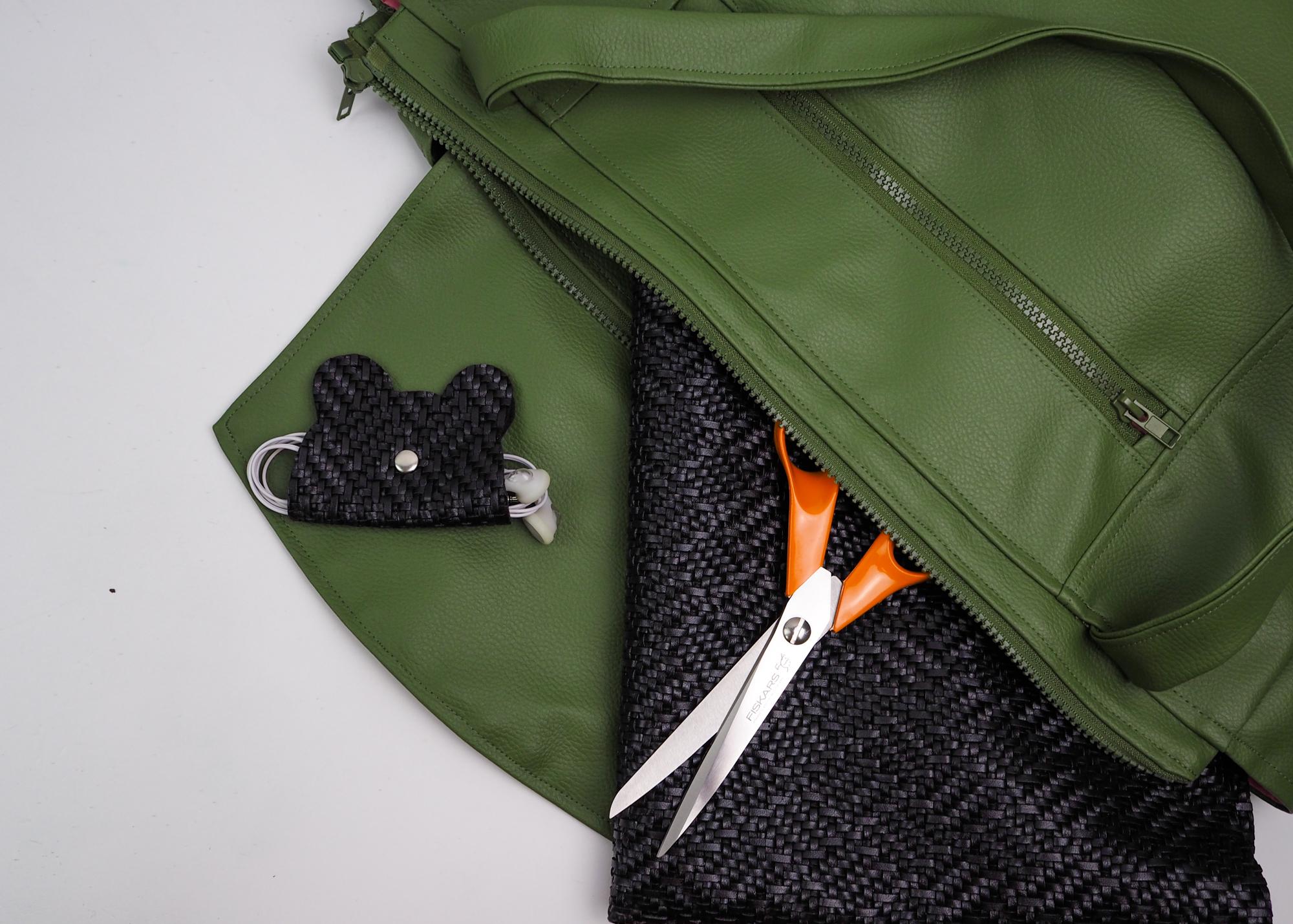 DIY protege ecouteur - couture débutant