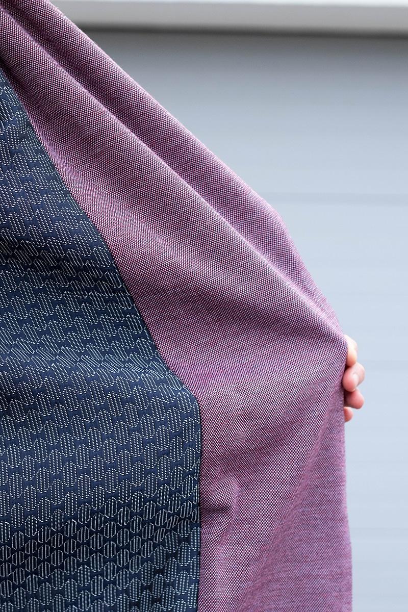 Manteau olga : la doublure - Avril sur un fil
