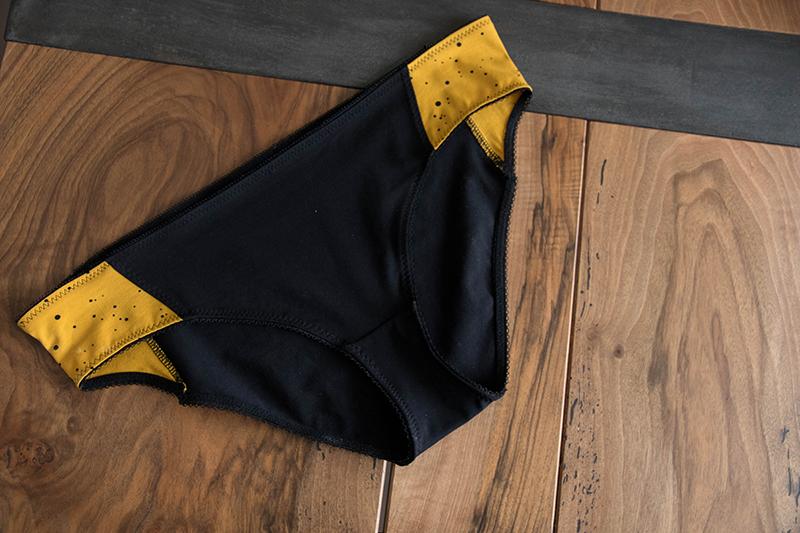 Couture : la culotte Paola taille normale de Petit Patron - Avril sur un fil