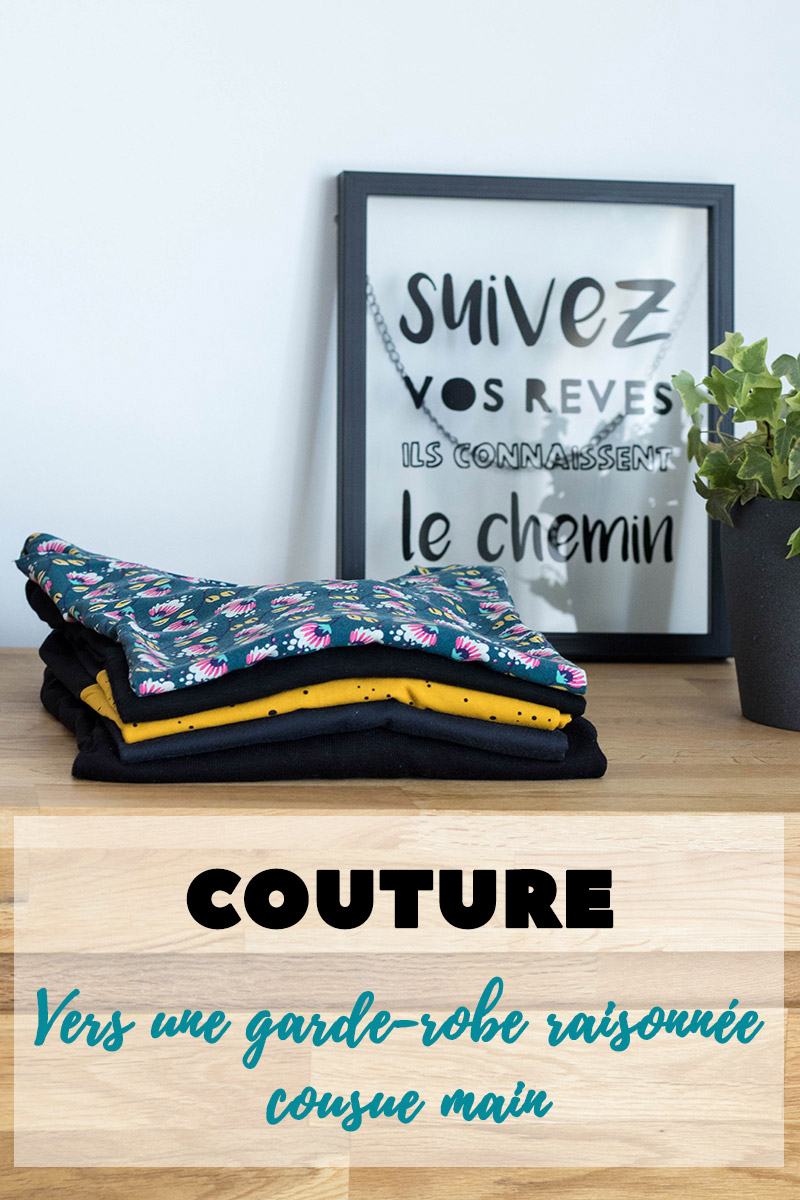 Couture : vers une garde-robe raisonnée cousue main - Avril sur un fil