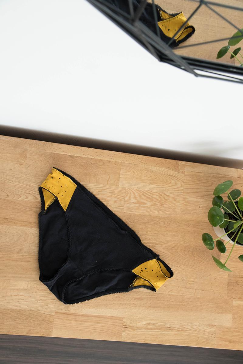 Couture : la culotte Paola de Petit Patron - Avril sur un fil