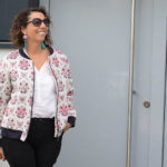 Look de printemps cousu main