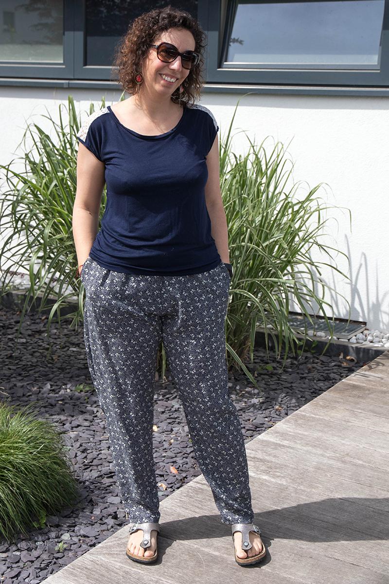 Couture : j'ai testé le pantalon Hector de Petit Patron - Avril sur un fil