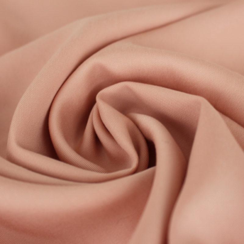 Patrons de jupe longues à coudre en Tissu Lyocell Saumon - Mouna Sew