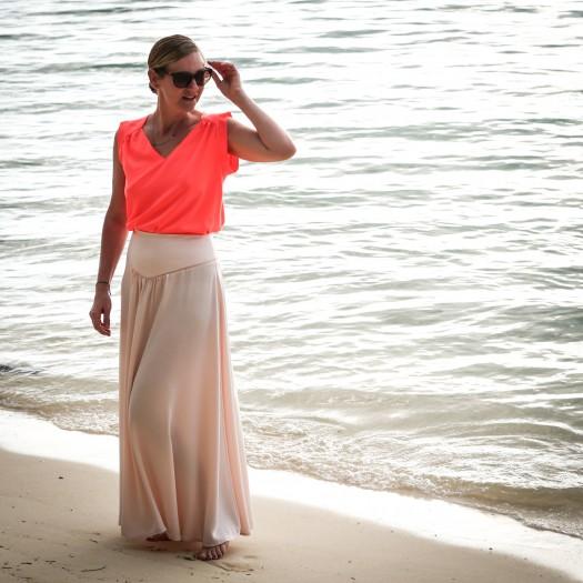 {Sélection couture} : 5 patrons de jupe longue à coudre : Jaya p&m patterns