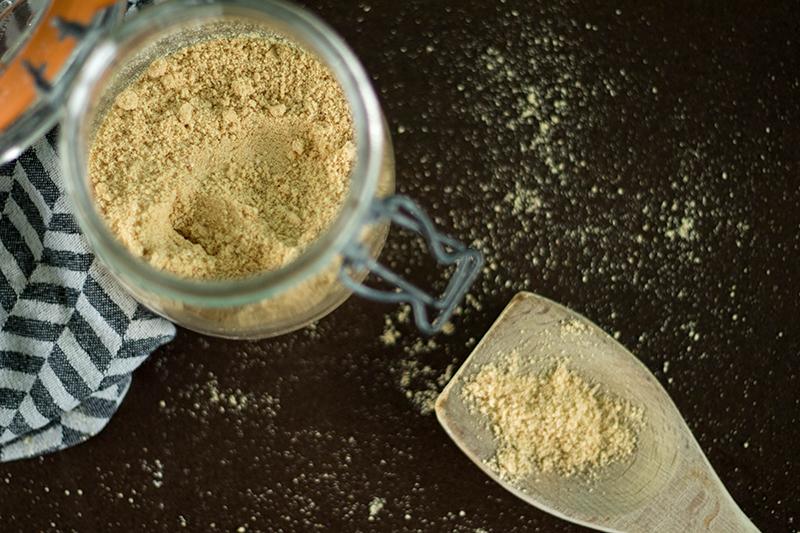 Parmesan végétal, recette de Sweet and Sour - Avril sur un fil