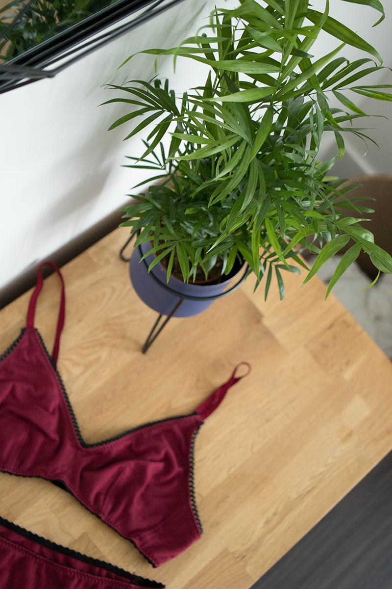 Coudre sa lingerie - Avril sur un fil