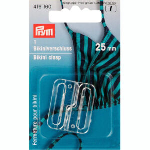 Fermoir maillot de bain 25 mm