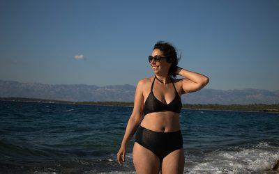 Couture :  mon maillot de bain cousu à partir de patrons de lingerie