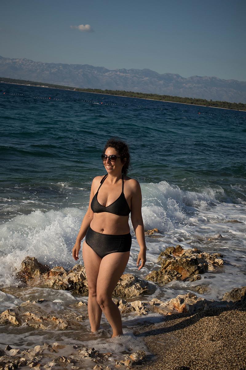 Couture : mon maillot de bain cousu à partir de patrons de lingerie - Avril sur un fil