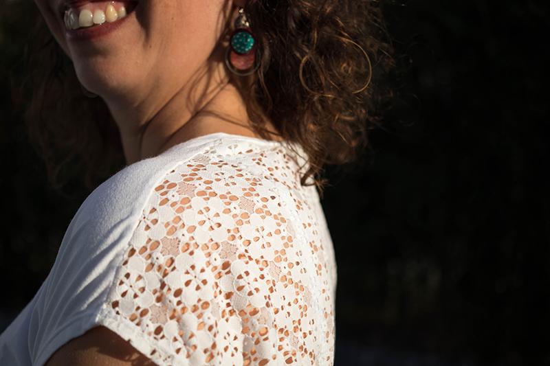 Top Erell du livre coudre le stretch - blog couture Avril sur un fil