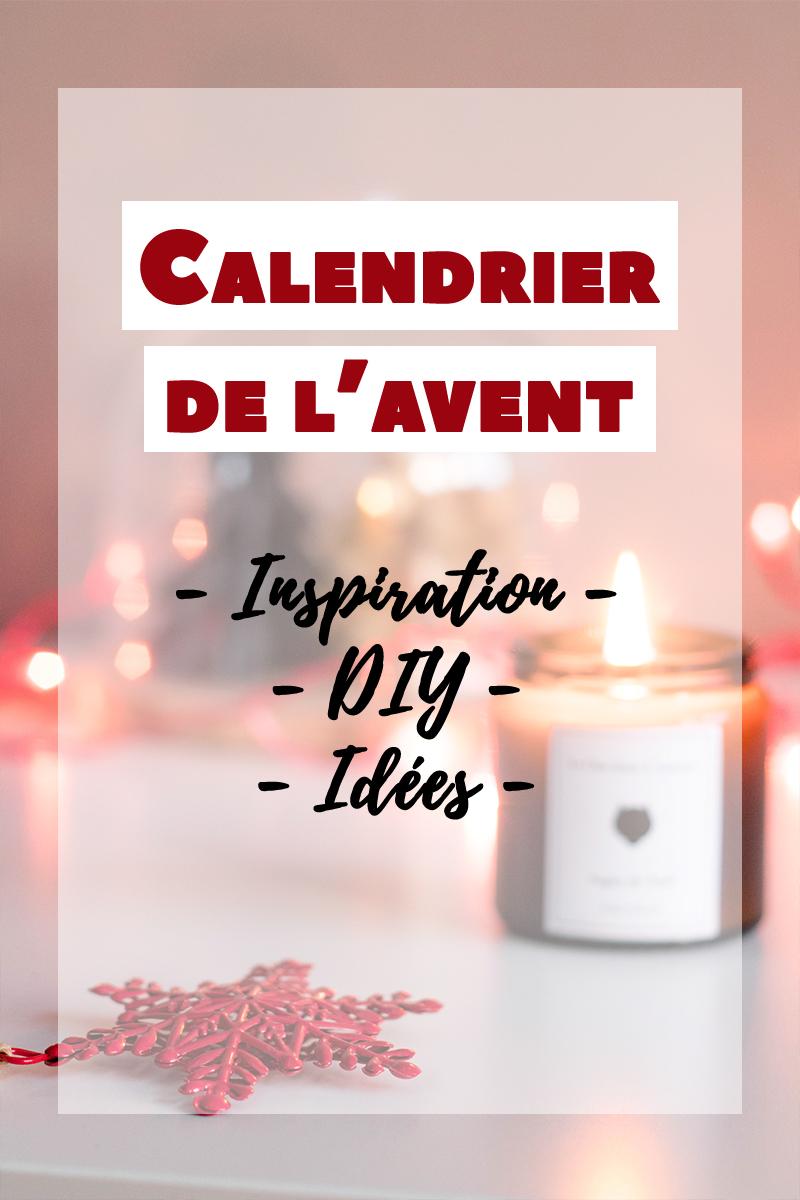 Calendrier de l'avent DIY - Inspiration - Idées - Avril sur un fil