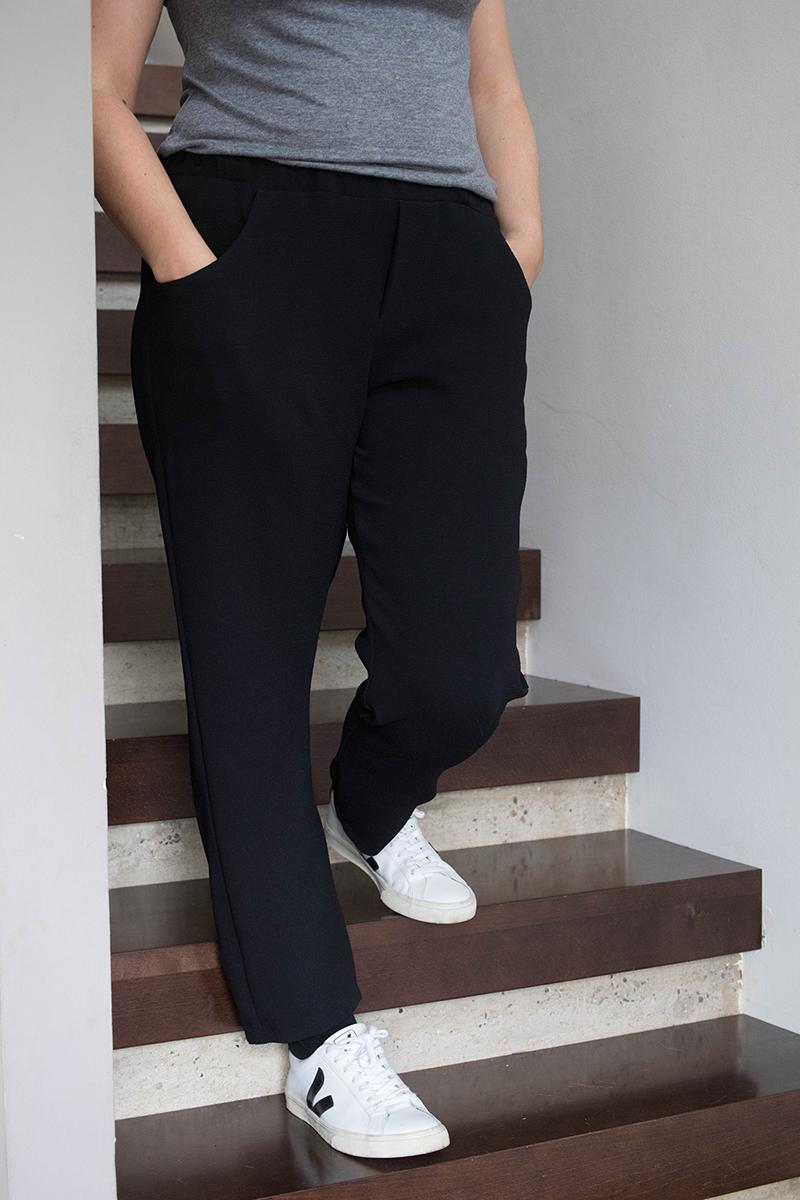 Projet couture : Dressed le pantalon - Avril sur un fil