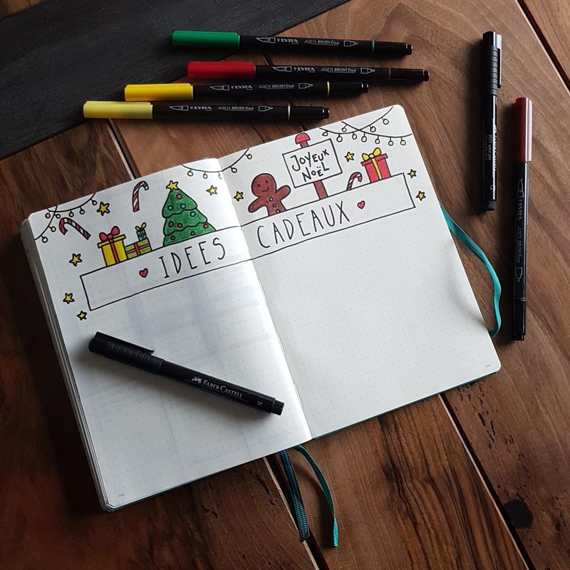 17 DIY pour des cadeaux de Noël cousus main : note les idées dans ton BuJo - Avril sur un fil