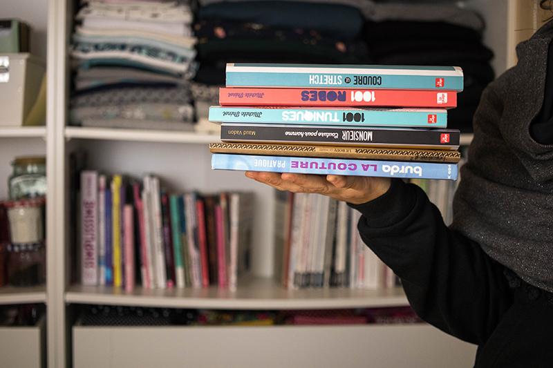 Pourquoi un blog couture ? - Avril sur un fil
