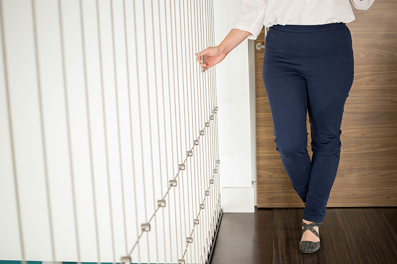 Couture : le pantalon safran de Deer and Doe hacké - Avril sur un fil