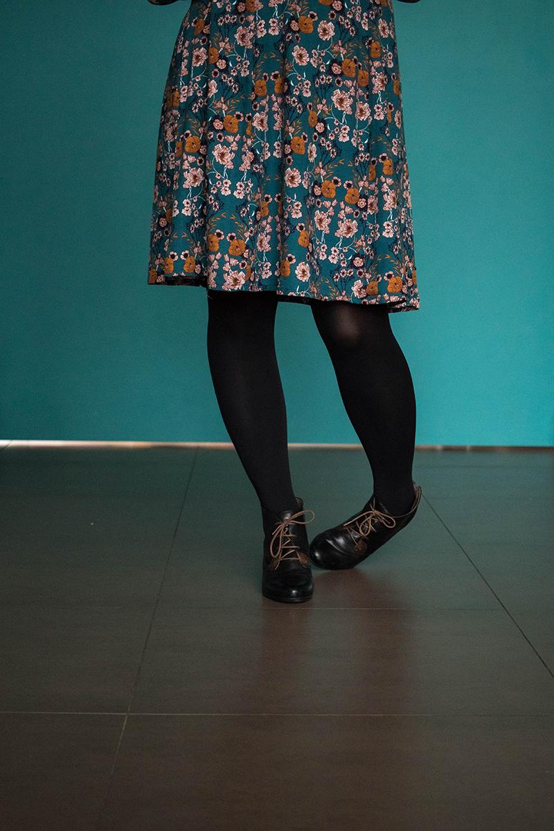 Couture robe Deer and Doe - Avril sur un fil