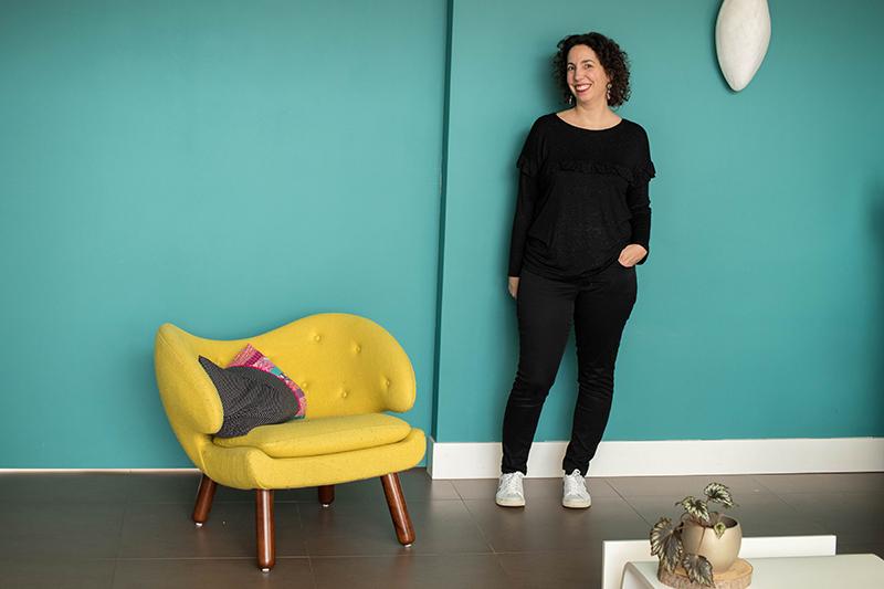 Couture Tee-shirt patron gratuit grainline - Avril sur un fil